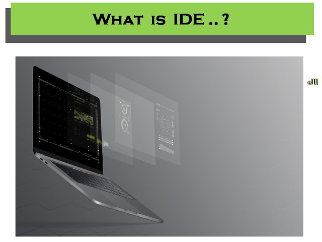 What is IDE and how it's work.| IDE kya hai aur kaise kam karti hai