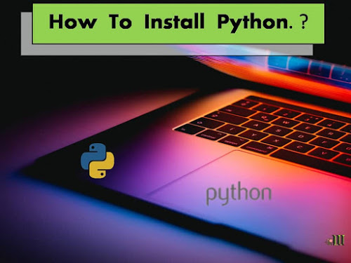 How to install python in hindi | python ko kaise install karen