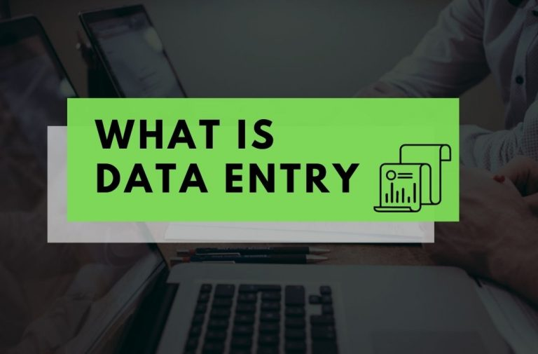 what is data entry in hindi