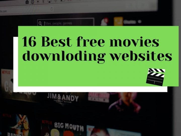 16 Best free movies downloding websites